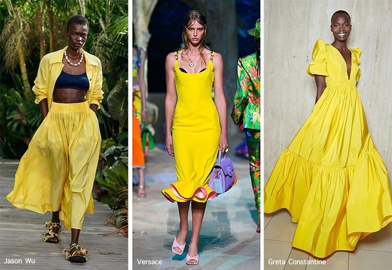Thời trang Hè 2021: Thiết kế retro và những cách tân lạ mắt lên ngôi