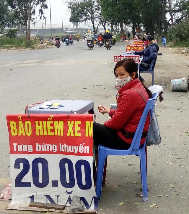 mua bao hiem xe may o hang rong via he khong duoc boi thuong