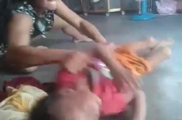 clip mot phu nu bao hanh da man be trai o binh duong lam xon xao mang xa hoi