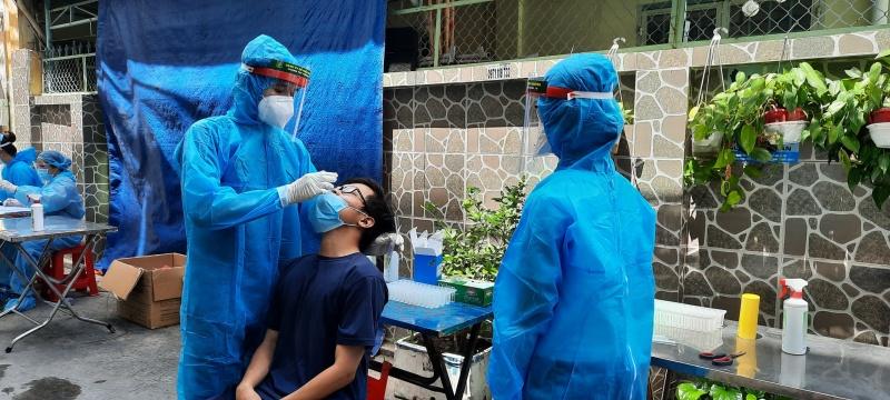 TP HCM nhìn lại tháng cao điểm dịch bệnh