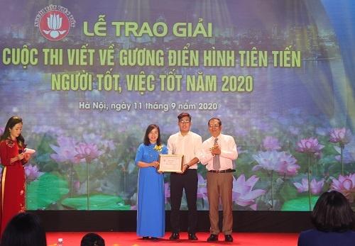 """Hà Nội tặng Bằng khen, danh hiệu """"Người tốt, việc tốt"""" cho 66 tập thể, cá nhân tiêu biểu"""