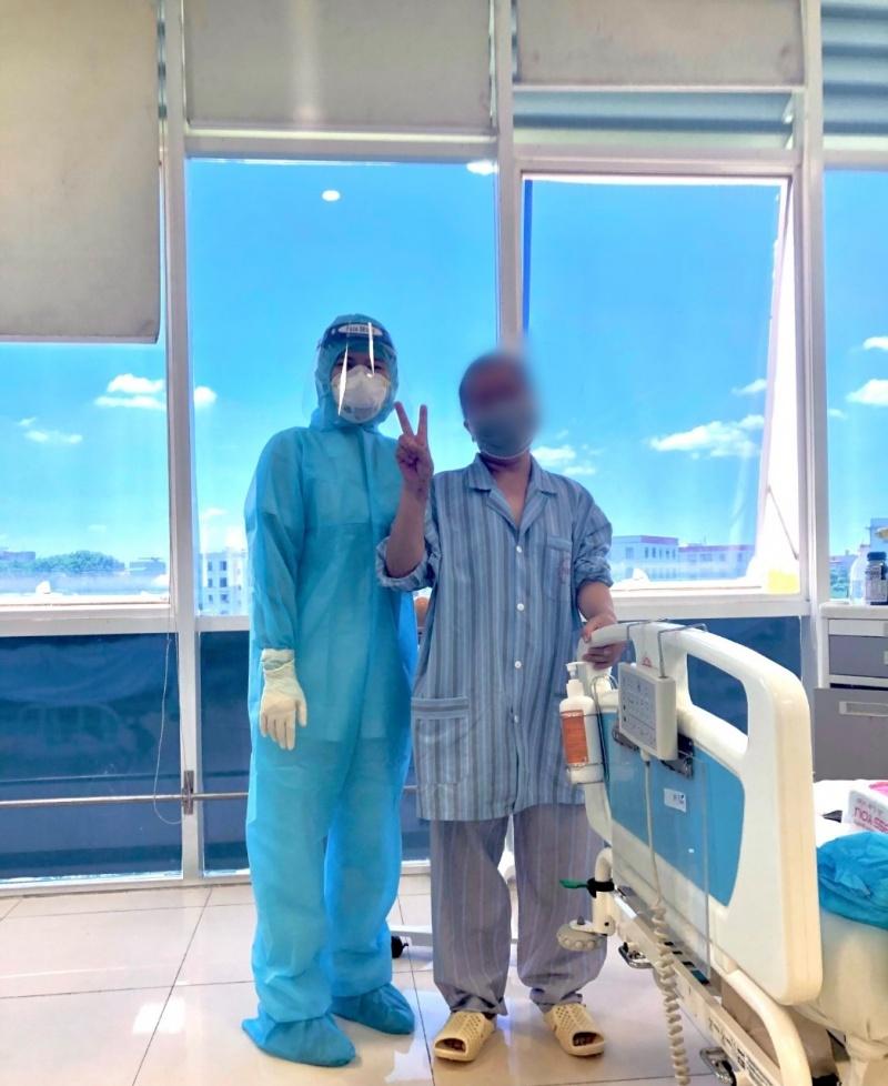 Nữ bệnh nhân phổi đông đặc vẫn thoát lưới tử thần
