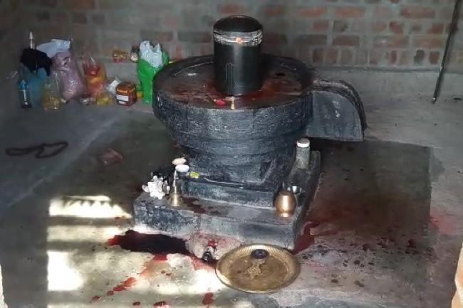 Ba người bị cắt cổ trong ngôi đền ở Ấn Độ: nghi lấy máu tế thần