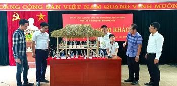 Chung khảo Cuộc thi Sáng tạo Thanh thiếu niên, nhi đồng tỉnh Lào Cai lần thứ IV