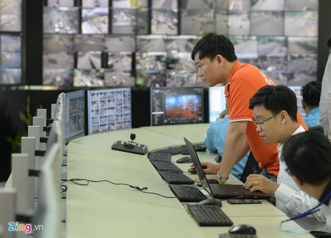 TP Hồ Chí Minh dự kiến chi hơn 1600 tỷ để kết nối lưới 'mắt thần'