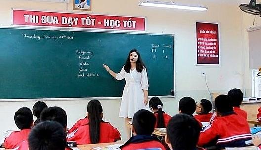 Giáo viên sẽ được hưởng phụ cấp thâm niên từ tháng 8/2021