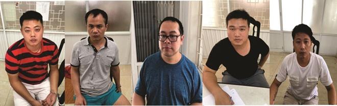 Bắt nhóm đối tượng người Trung Quốc dụ trẻ em đóng phim khiêu dâm