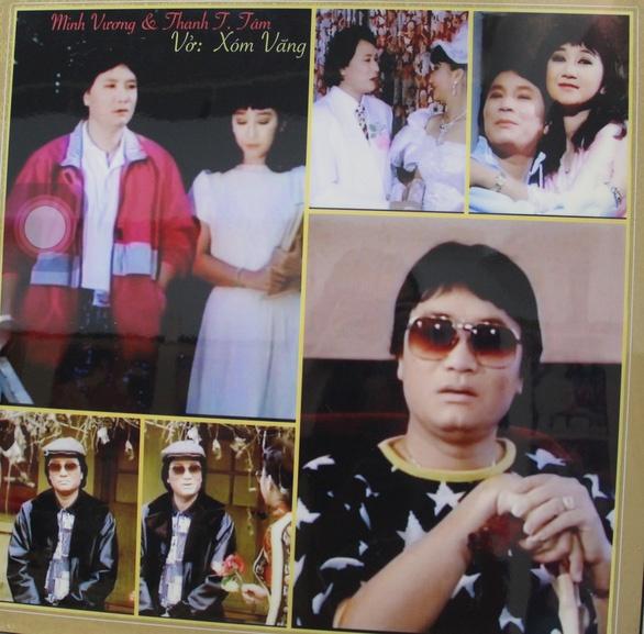 NSND Minh Vương triển lãm ảnh Đời nghệ sĩ