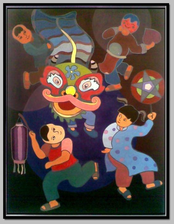 Tết Trung Thu trong quan niệm truyền thống của người Việt - Á Đông