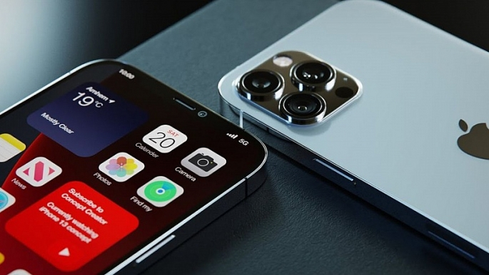 iphone 13 pro sap ra mat co dung luong 1tb