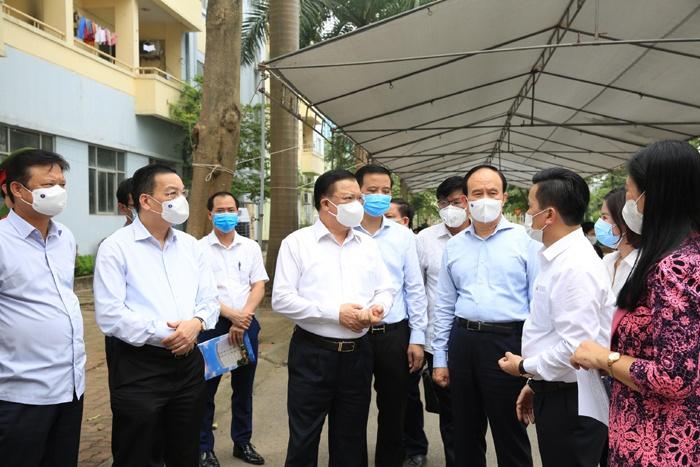 Hà Nội tri ân sự giúp đỡ của 8.000 nhân viên y tế các tỉnh
