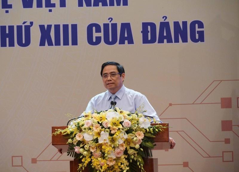 thu tuong pham minh chinh can thay doi tu duy va hanh dong gan voi phat trien khcn va doi ngu tri thuc
