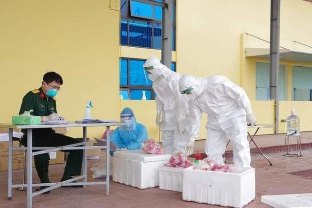 Hà Nam: nhiều học sinh mắc COVID-19, đưa quân y vào hỗ trợ xét nghiệm diện rộng