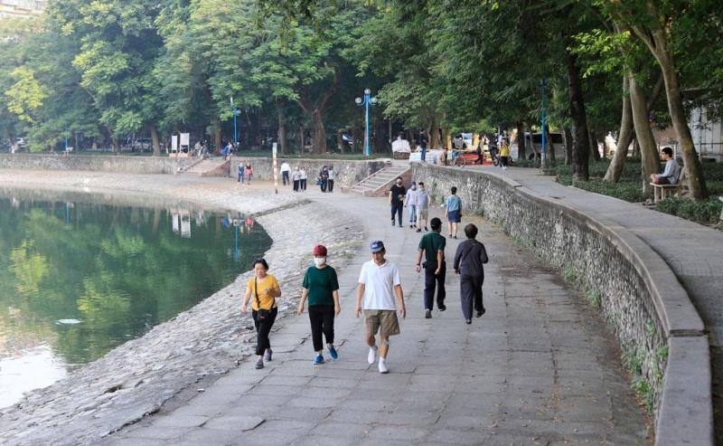 Người Hà Nội được tập thể dục thể thao ngoài trời từ 28/9