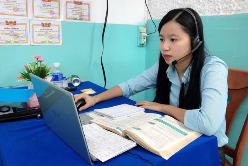 Hà Nội: Yêu cầu các cơ sở giáo dục tiếp tục dạy học trực tuyến