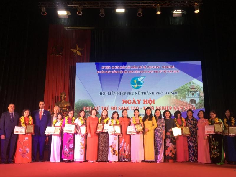 Ngày hội của phụ nữ Thủ đô
