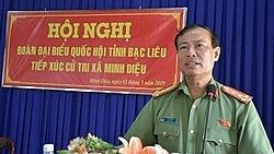 giam doc cong an tinh bac lieu lam cuc truong cuc to chuc can bo bo cong an