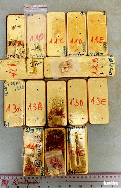 Bà Trùm Mười Tường và chuyên án đặc biệt: buôn lậu 51kg vàng 9999