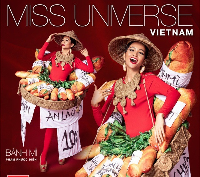 loat sao viet check in cung banh my viet nam