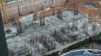 Hà Nội: Dự án Han Jardin cấp tập xây dựng trong đợt cao điểm phòng chống Covid-19 quận Bắc Từ Liêm buông lỏng quản lý?