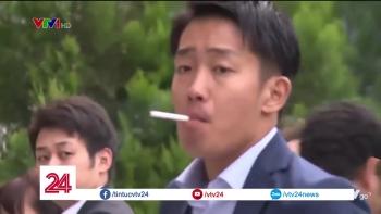 """""""Cuộc chiến"""" không khói thuốc tại Nhật Bản"""