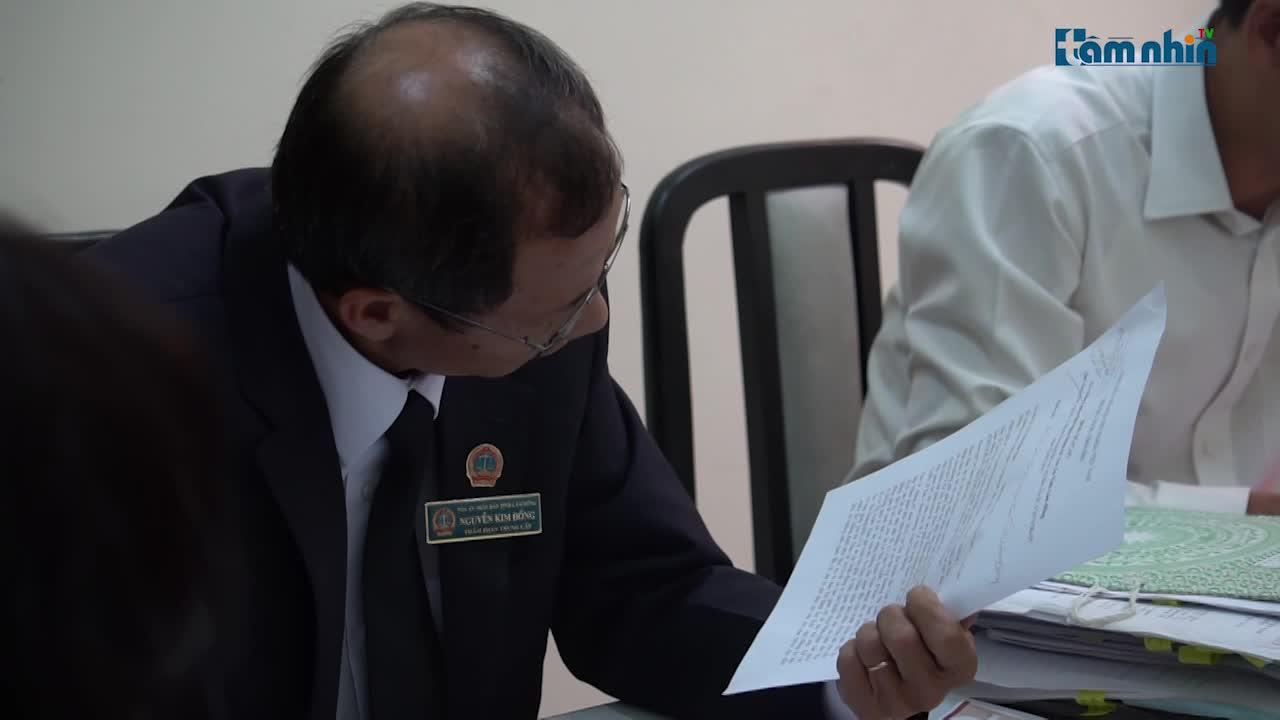 """Lâm Đồng: Cần điều tra làm rõ hành vi """"ngụy tạo chứng cứ và sử dụng chứng cứ ngụy tạo """"để xét xử bản án số 08/2015/DS-ST ngày 22/7/2015?"""
