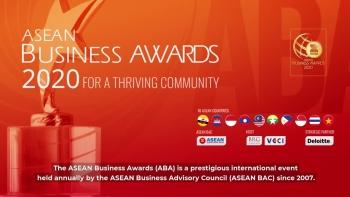 Cơ hội nâng tầm thương hiệu doanh nghiệp qua giải thưởng ASEAN business awards 2020 Vietnam