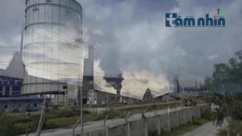 Quảng Ngãi: Người dân lo sợ khi ở cạnh nhà máy thép Hòa Phát