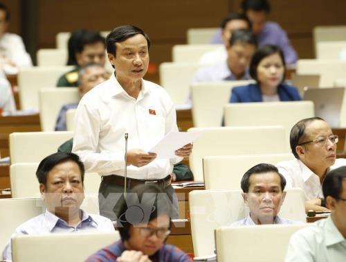 ĐBQH Bùi Văn Xuyền: Phân bổ ngân sách theo thứ tự ưu tiên hợp lý