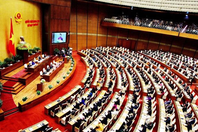 Video trực tiếp: Quốc hội tiếp tục chất vấn các thành viên Chính phủ chiều 1/11/2018