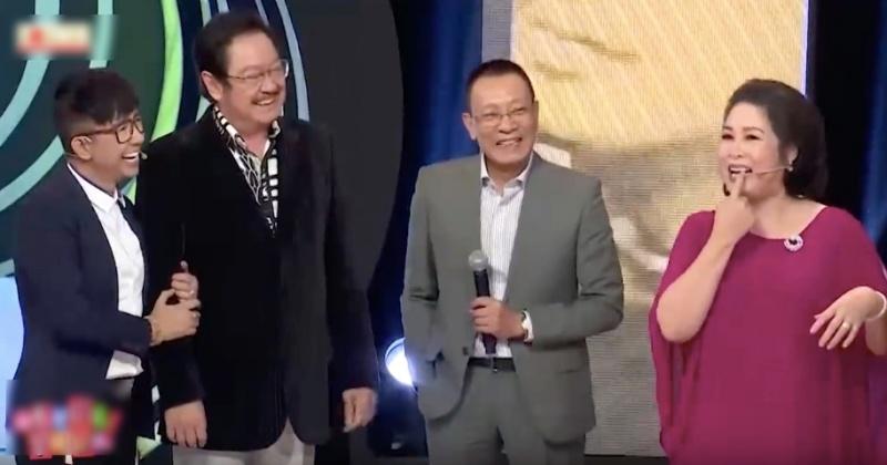 Gặp lại cố nghệ sĩ Chánh Tín qua những hình ảnh khi tham gia gameshow cuối cùng