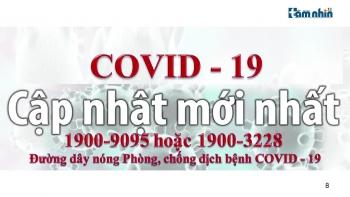 Dịch covid-19: Dùng giấy vệ sinh để sản xuất khẩu trang, Vĩnh Phúc cách li xã Sơn Lôi