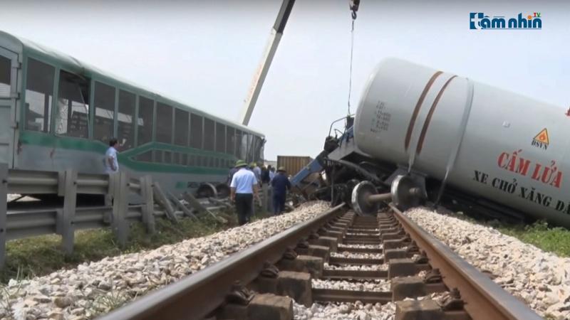 Nghệ An tìm giải pháp xóa các lối đi tự mở qua đường sắt dân sinh