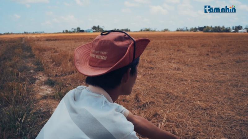 Tiếng kêu cứu từ lưu vực sông Mê Kông (PS 1): 5 công ruộng thu được 5 bao lúa