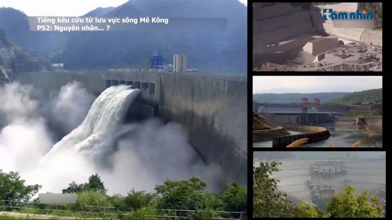 Tiếng kêu cứu từ lưu vực sông Mê Kông (PS2): Nguyên nhân...?