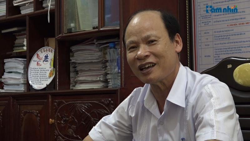 Bí Thư Huyện Hưng Nguyên, tỉnh Nghệ An: Sẽ xử lí nghiêm nếu phát hiện cá nhân, tập thể vi phạm