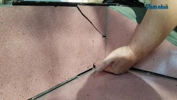 Thái Nguyên: Sụt lún đất do khai thác khoáng sản