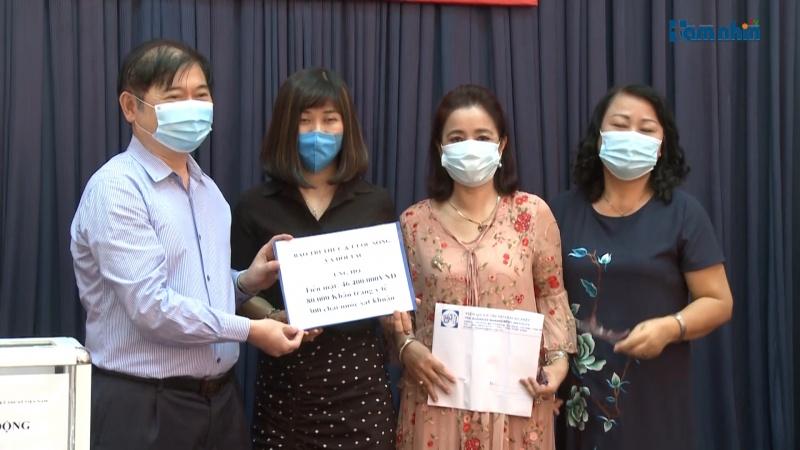 VUSTA phát động chung tay ủng hộ phòng chống dịch Covid - 19