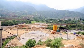 Lai Châu: Xây thủy điện khi chưa được giao đất