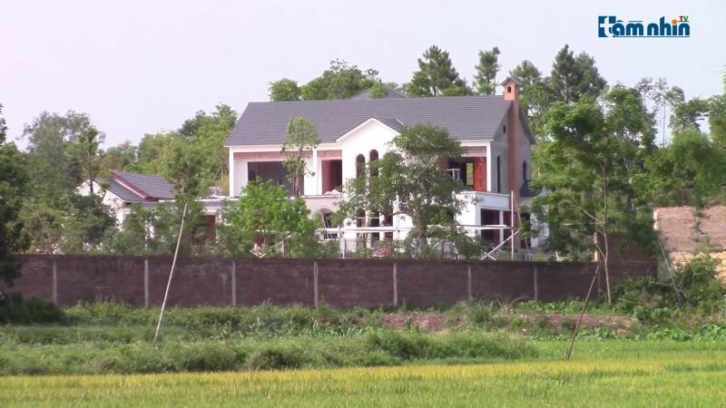 Thái Nguyên: Hồ nước của dân thuộc sở hữu riêng của một hộ gia đình?