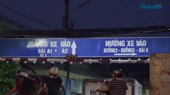 Bài 3: BQL chợ Long Biên có đang biến các bãi đỗ xe thành nơi kinh doanh?
