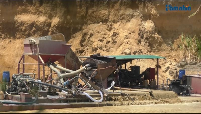 Ea Kar, Đắk Lắk: Công ty Đoàn Kết đang tàn phá dòng sông Krông Pắk (PS 1)
