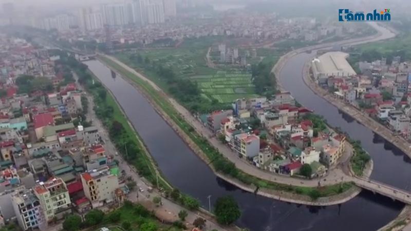 Hà Nội: Những dòng sông chết có được hồi sinh?