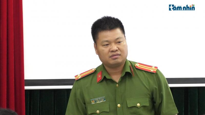 """Công an phường Cổ Nhuế 1 biết trước có """"bắt cóc con tin""""?"""