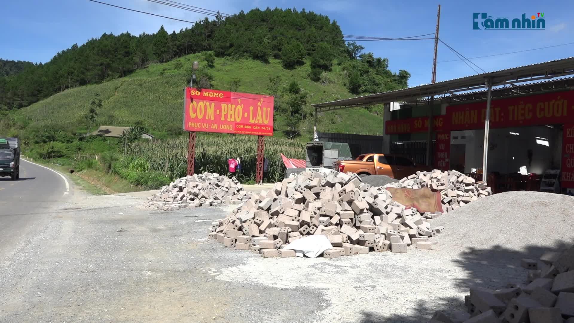 Sơn La: Hộ kinh doanh cầu cứu, chính quyền ngó lơ?