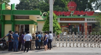 Công ty Rạng Đông chưa có kế hoạch ứng phó sự cố môi trường
