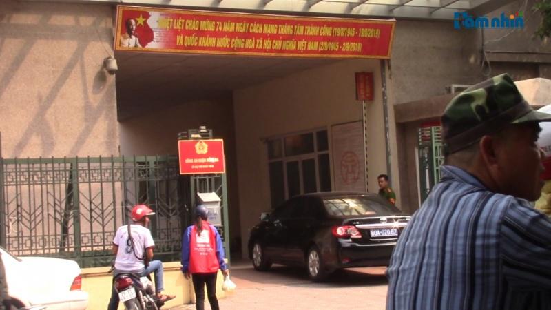 Trung tá Nguyễn Đức Long: Nguyễn Trọng Dân không tham gia chỉ đạo phá dỡ tài sản?