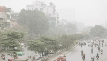 Không khí ở Hà Nội ô nhiễm vì đâu?