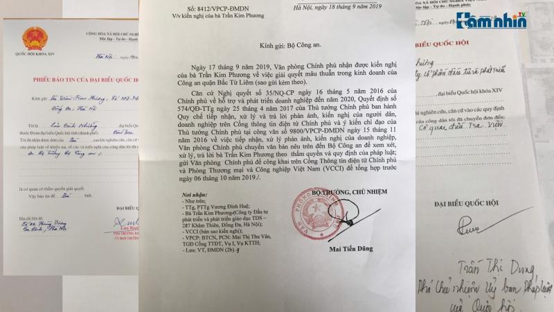 """Vụ tố dàn dựng """"bắt cóc con tin"""" ở Bắc Từ Liêm: Văn phòng chính phủ chuyển đơn tới Bộ Công An"""