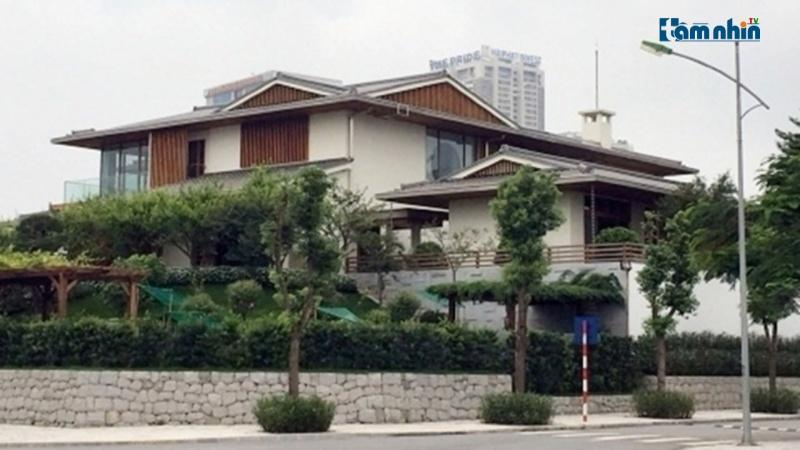 """Khu đô thị Dương Nội: Quy hoạch Hà Nội """"phải chạy theo"""" căn biệt thự của bà chủ tịch?"""